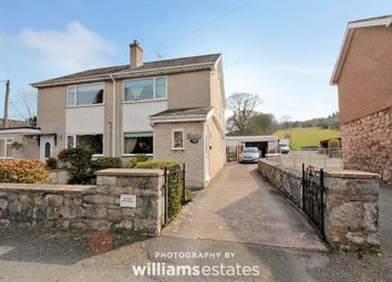 Thumbnail 3 bedroom semi-detached house for sale in Mwrog Street, Ruthin