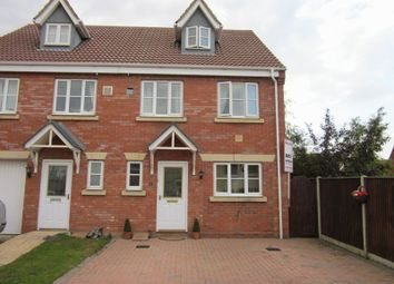 Thumbnail 4 bed semi-detached house to rent in Diprose Drive, Lowestoft