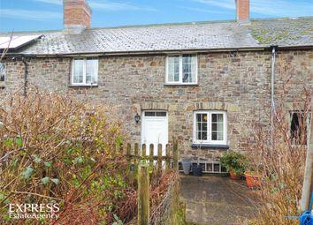 Thumbnail 3 bedroom cottage for sale in Fourways, Eggesford, Chulmleigh, Devon