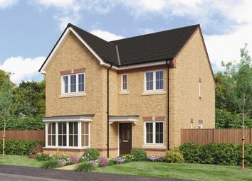 "Thumbnail 4 bed detached house for sale in ""Mitford"" at Bevan Way, Widnes"