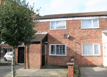 Thumbnail 2 bed end terrace house for sale in Feltham Road, Mitcham