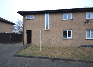 Thumbnail 3 bedroom semi-detached house to rent in Kensington Drive, Great Holm, Milton Keynes, Buckinghamshire