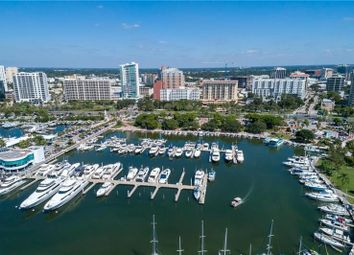Thumbnail 2 bed town house for sale in 101 S Gulfstream Ave #8d, Sarasota, Florida, 34236, United States Of America