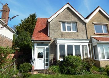 Thumbnail 2 bed semi-detached house for sale in Down End Road, Drayton, Portsmouth