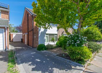 Thumbnail 3 bed semi-detached house for sale in Ramsbury Road, Leicester