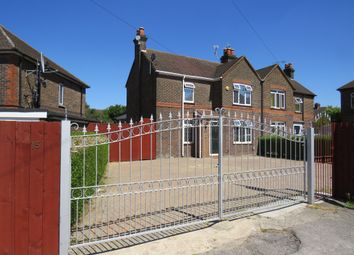 Thumbnail 3 bedroom semi-detached house for sale in Roman Road, Leagrave, Luton