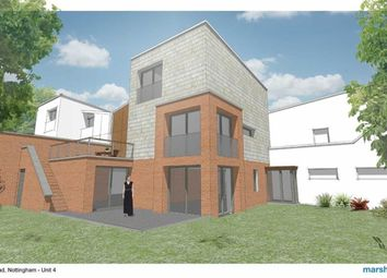 Thumbnail Town house for sale in The Kenwood, Sherwood, Nottingham