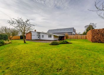 Thumbnail 3 bed bungalow for sale in Main Street, Fiskerton, Southwell, Nottingham