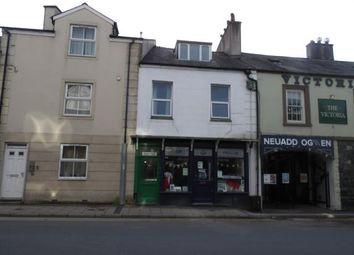 Thumbnail Property for sale in High Street, Bethesda, Bangor, Gwynedd