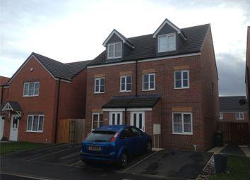 Thumbnail 3 bed semi-detached house to rent in Bourne Morton Drive, Ingleby Barwick, Stockton-On-Tees