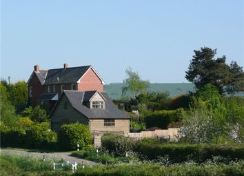 Thumbnail 5 bed equestrian property for sale in The Common, Okeford Fitzpaine, Blandford Forum
