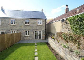 Thumbnail 3 bed semi-detached house to rent in Main Street, Sicklinghall