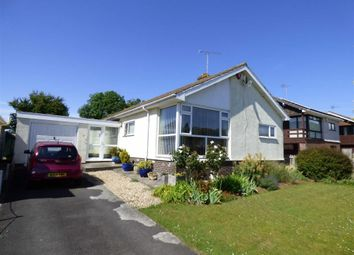 Thumbnail 3 bed detached bungalow for sale in Leighton Crescent, Bleadon, Weston-Super-Mare