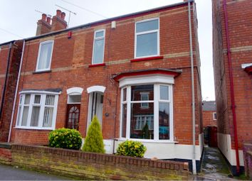 3 bed semi-detached house for sale in Asquith Street, Gainsborough DN21