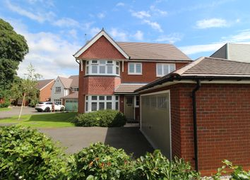 Thumbnail 4 bed detached house for sale in Oakvale Road, Liverpool