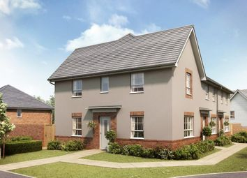 "Thumbnail 3 bed detached house for sale in ""Moresby"" at Upper Chapel, Launceston"