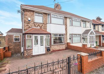 3 bed semi-detached house for sale in Francis Way, Childwall, Liverpool L16