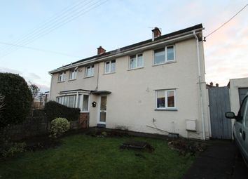 Thumbnail 3 bed property to rent in Heywood Terrace, Pill, Bristol