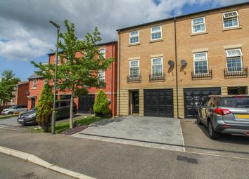 Thumbnail 4 bed town house for sale in Hartfield Close, Hasland, Chesterfield