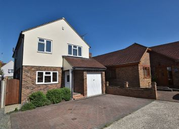 Thumbnail 4 bedroom detached house for sale in Garden Close, Althorne, Chelmsford