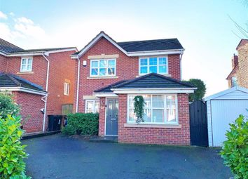 4 bed detached house for sale in St Lesmo Road, Edgeley, Stockport SK3