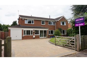 Thumbnail 5 bed detached house for sale in Birch Coppice, Droitwich