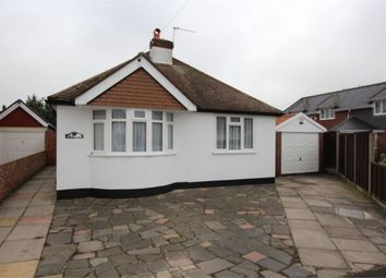 Thumbnail 3 bed detached bungalow for sale in Kingsway, Stanwell, Staines-Upon-Thames, Surrey