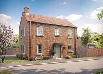 "Thumbnail 3 bed detached house for sale in ""The Malton"" at Bishopdale Way, Fulford, York"