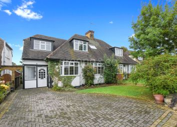 Thumbnail 3 bedroom semi-detached house for sale in Sanderstead Avenue, London
