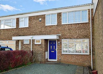Thumbnail 3 bedroom terraced house for sale in Prince Charles Close, Southwick, West Sussex
