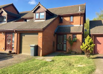 Thumbnail 3 bedroom semi-detached house for sale in Barkers Piece, Marston Moretaine, Bedford