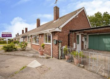 Thumbnail 2 bed semi-detached bungalow for sale in Barn Close, Mansfield