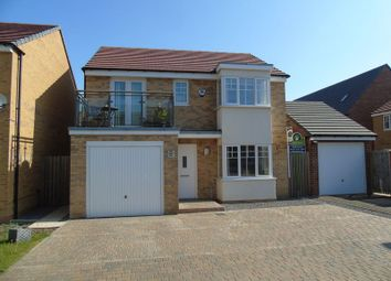 Thumbnail 4 bed detached house for sale in Derwent Water Drive, Blaydon-On-Tyne