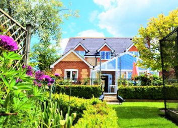 Thumbnail 4 bed detached house for sale in Red House Close, Motcombe, Shaftesbury