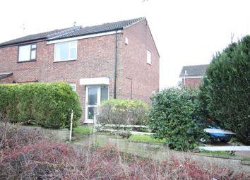 Thumbnail 2 bedroom semi-detached house for sale in 14, Nene Walk, Worksop