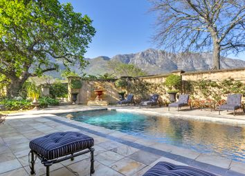 Thumbnail 4 bed detached house for sale in Dirkie Uys Street, Franschhoek, Western Cape, South Africa