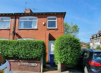 3 bed semi-detached house for sale in Broadhurst Street, Shaw Heath, Stockport, Cheshire SK3