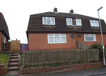 Thumbnail 4 bedroom semi-detached house to rent in Tunbridge Drive, Newcastle-Under-Lyme