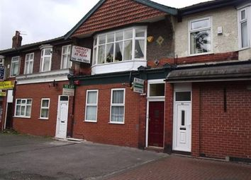 Thumbnail 2 bed flat to rent in Burnage Lane, Burnage, Manchester, Greater Manchester