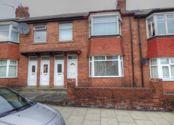 Thumbnail 2 bed flat for sale in Biddlestone Road, Newcastle Upon Tyne