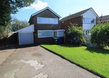 3 bed link-detached house for sale in Cheviot Drive, Rugeley WS15