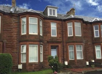 Thumbnail 3 bed flat for sale in Welbeck Crescent, Troon, South Ayrshire