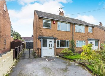Thumbnail 3 bed semi-detached house for sale in Dorset Close, Bucknall, Stoke-On-Trent
