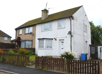 Thumbnail 3 bed semi-detached house for sale in The Oval, Tweedmouth, Berwick Upon Tweed, Northumberland