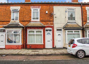 3 bed terraced house for sale in Village Road, Aston, Birmingham B6