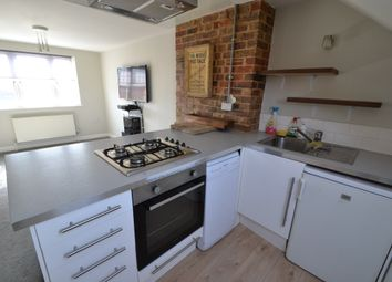 Thumbnail 2 bed flat to rent in Top Floor Flat, 74A Ham Road, Worthing