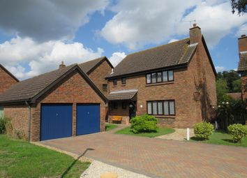 Thumbnail 4 bed detached house for sale in Pytches Close, Melton, Woodbridge
