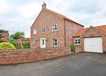 Thumbnail 4 bedroom detached house for sale in Meadow Gate, North Duffield, Selby