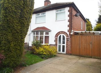 Thumbnail 3 bed property to rent in Beaumont Avenue, Mansfield, Nottingham