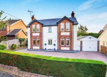 Thumbnail 4 bed detached house for sale in Lion Lane, Billericay